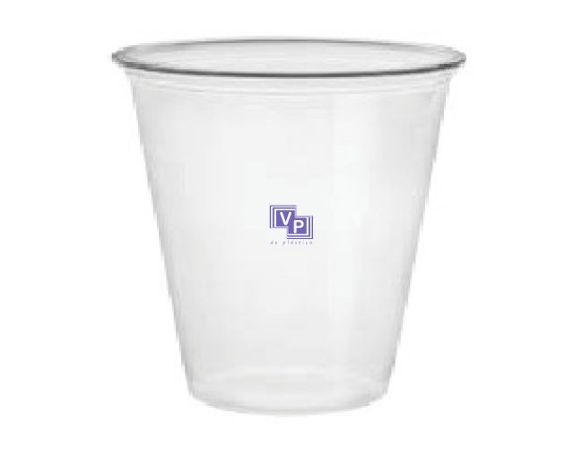 Vaso de Plastico PET PARED Bajo  - ULTRA CLEAR PET - 9,28 X 13,82  - 20 oz . 592 c.c - 1000 unidades