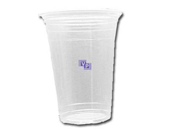 """Vasos de plástico Transparente """"Irrompibles"""" 500cc - 1000 unidades"""