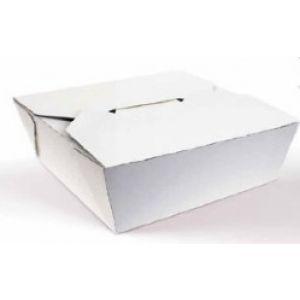 Estuche Blanco Grande para ensalada/pasta/galletas ... -  420 Unidades