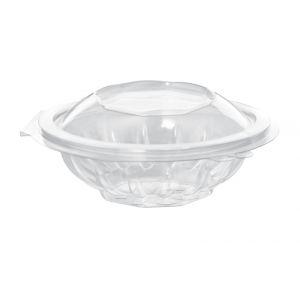 Envase redondo con tapa de PET    - 150  c.c.   -  300 Unidades