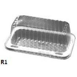 Envase Rectangular con tapa bisagra (PET) - R190.85   -  600 Unidades