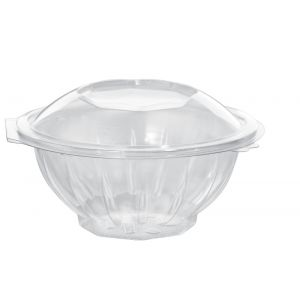 Envase redondo con tapa de PET    - 750  c.c.   -  300 Unidades