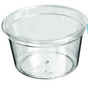 Tarrina de Plástico de Poliestileno Inyectado 30 ml  - 2000 Unidades