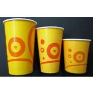 Vasos de Cartón para Bebidas Frías - 16 oz 460cc - 1000 unidades