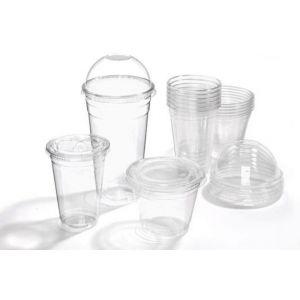 Vaso de Plastico PET - 300cc - 1250 unidades